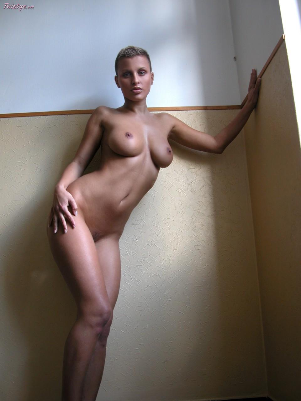 Секс женщины с короткой стрижкой 4 фотография